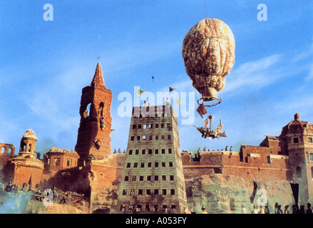 ADVENTURES OF BARON MUNCHAUSEN 1989 Prominent Features film - Stock Image