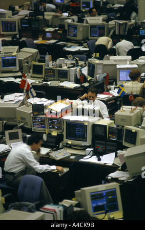 Forex trading floor london