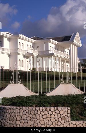 Jamaica Port Antonio Resort Trident Hotel and Villas Trident Castle - Stock Image