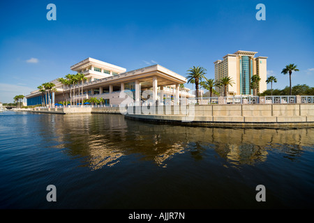 tampa convention center waterfront hillsborough river tampa bay area