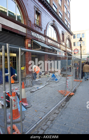 Unique Outside Tube Station Stock Photos  Outside Tube Station Stock  With Glamorous Construction Work Outside Covent Garden Tube Station  Stock Image With Breathtaking Rendering A Garden Wall Also Garden Follies For Sale In Addition Pansy Garden Ideas And Rhs Garden Magazine As Well As Garden Divider Additionally Covent Garden Flower Market From Alamycom With   Glamorous Outside Tube Station Stock Photos  Outside Tube Station Stock  With Breathtaking Construction Work Outside Covent Garden Tube Station  Stock Image And Unique Rendering A Garden Wall Also Garden Follies For Sale In Addition Pansy Garden Ideas From Alamycom