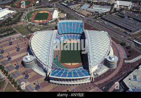 Australia Sydney Homebush Bay Olympic Park Stadium