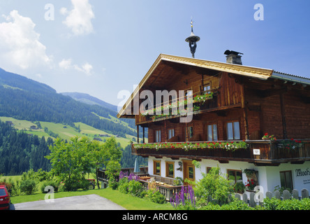 Alpbach, Tyrol, Austria - Stock-Bilder