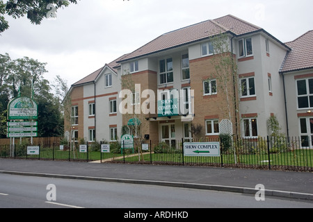 Retirement Properties For Sale In Bishops Cleeve