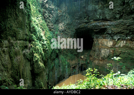 Puerto Rico Rio Camuy Cave Park tourist attraction - Stock Image