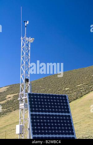 Solar Powered Station Stock Photos Amp Solar Powered Station