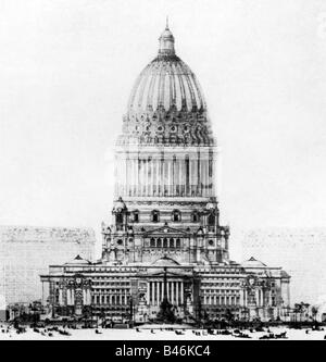 Daniel burnham stock photos daniel burnham stock images for Architecture 1920