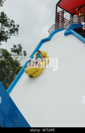 Water Park Ride Tube Stock Photos Water Park Ride Tube Stock Images Alamy