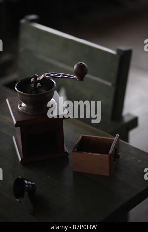 Coffee mill - Stock-Bilder