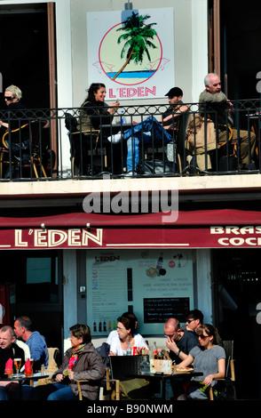 Cafe Le Deauville Paris