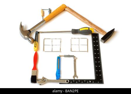 Tools House - Stock-Bilder