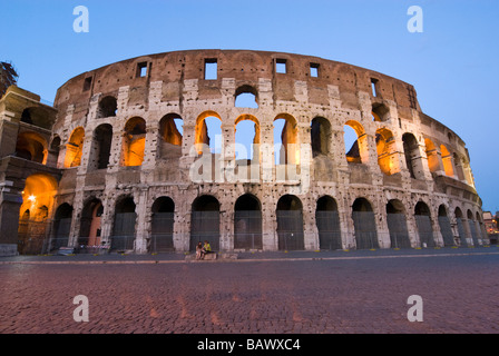 Colosseum in Rome - Stock Image