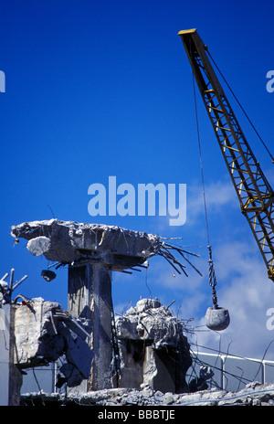 wrecking ball demolition stock photos amp wrecking ball