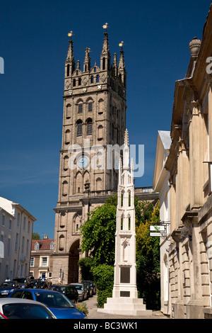 Church Street the City Centre Warwick Warwickshire England - Stock Image