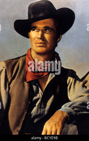 How the West Was Won Year : 1962 Directors : Henry Hathaway, John Ford, George Marshall Henry Fonda - Stock Image