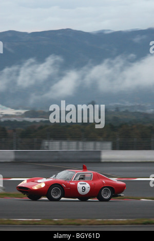 Le Mans Classic car race, Fuji Speedway, Japan, Saturday, November 10th, 2007. - Stock Image