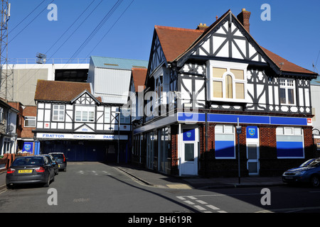 Fratton Park Home Of Portsmouth Football Club Frogmore Road Hampshire