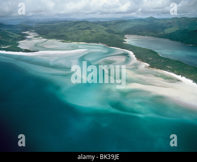 Whitsunday Island, Queensland, Australia, Pacific - Stock Image