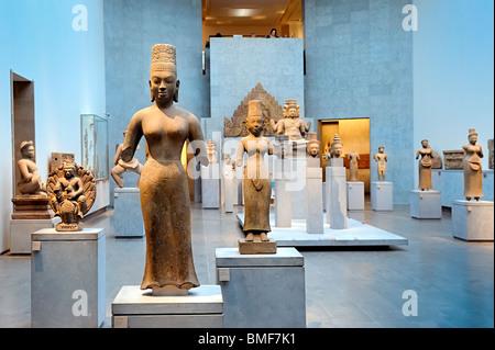 Guimet Museum - Stock-Bilder