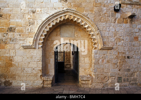 Israel,Jerusalem,King David's Tomb,Mt. Zion - Stock Image