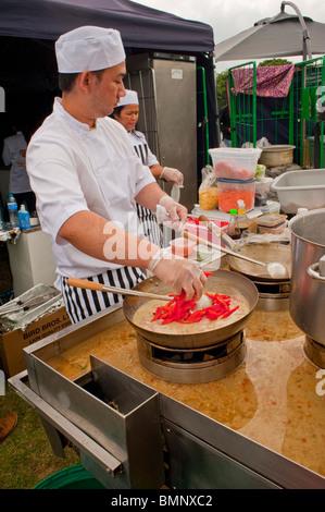 Thai festival london asian food stock photos thai for Asian cuisine london