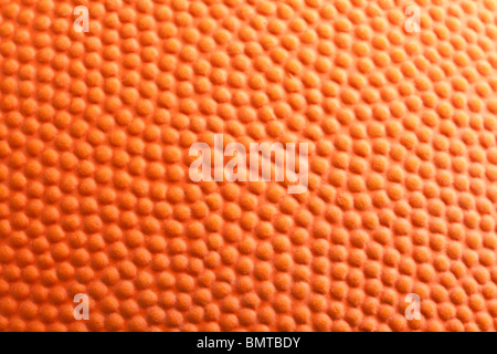 Orange Basketball close up shot - Stock-Bilder