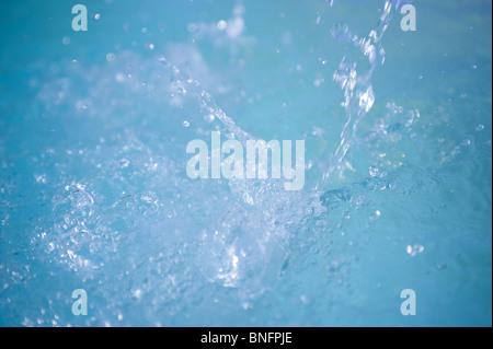 Splashing Water - Stock-Bilder