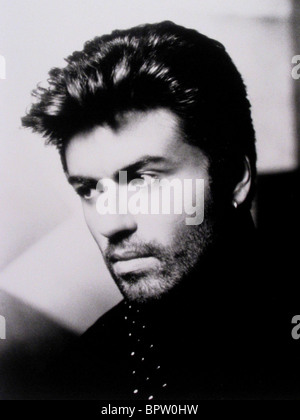 GEORGE MICHAEL SINGER (1987) - Stock Image