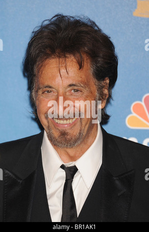 AL PACINO - US actor in August 2010. Photo Jeffrey Mayer - Stock-Bilder