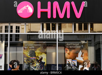 Hmv uk music