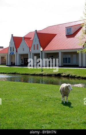Dutch village michigan stock photos dutch village for Tiny house holland michigan