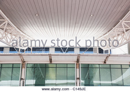 Detail of modern office building roof - Stock Image & Roof Girder Stock Photos u0026 Roof Girder Stock Images - Alamy memphite.com