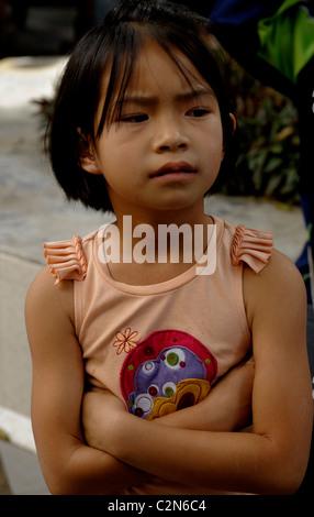 emotions and expressions , everyday life, bangkok story, bangkok, thailand - Stock-Bilder