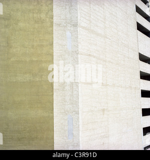 Jordan, Amman, Wall of mosque - Stock Image