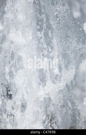 Spray Water for background - Stock-Bilder