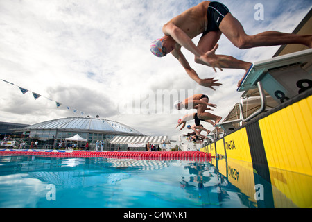 bolzano italy swim meet event
