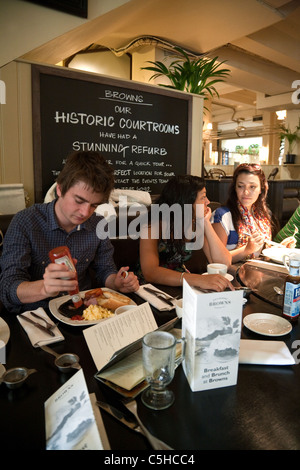 Winsome Uk London Covent Garden Stock Photos  Uk London Covent Garden  With Lovable People Eating At Browns Restaurant Covent Garden London Uk  Stock Image With Cool Is Olive Garden Open Easter Sunday Also Patio Pictures And Garden Design Ideas In Addition Garden Centres West London And Contemporary Small Gardens As Well As Kew Gardens Homes For Sale Additionally Belfast Botanic Gardens From Alamycom With   Lovable Uk London Covent Garden Stock Photos  Uk London Covent Garden  With Cool People Eating At Browns Restaurant Covent Garden London Uk  Stock Image And Winsome Is Olive Garden Open Easter Sunday Also Patio Pictures And Garden Design Ideas In Addition Garden Centres West London From Alamycom