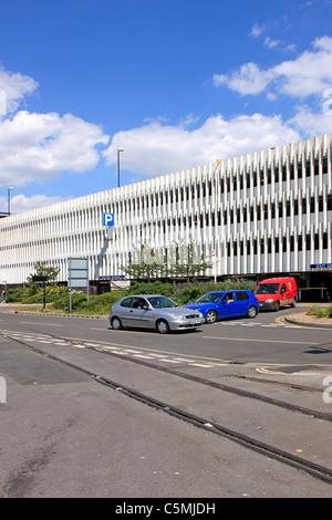 Bournemouth Multi Storey Car Park