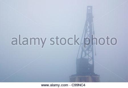 Venice Crane - Stock-Bilder