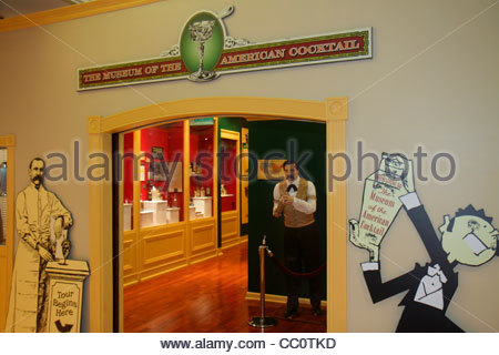 Louisiana New Orleans Riverwalk Marketplace Port of New Orleans Southern Food and & Beverage Museum American - Stock Image