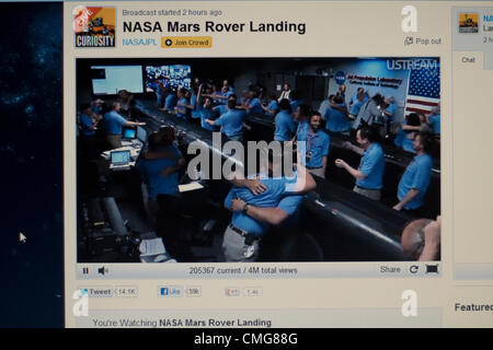 nasa mars rover live feed - photo #35