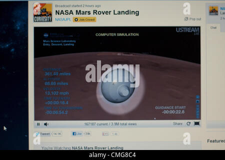 nasa mars rover live feed - photo #43