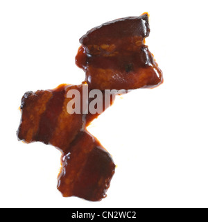 Chinese Bacon - Stock Image
