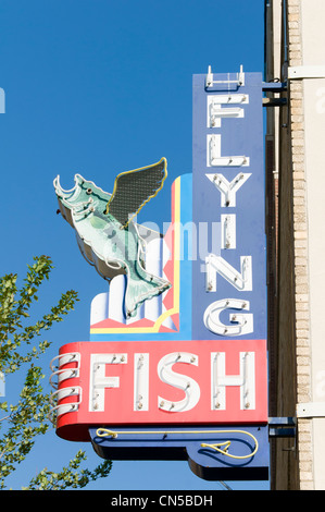 In downtown little rock stock photos in downtown little for Flying fish little rock
