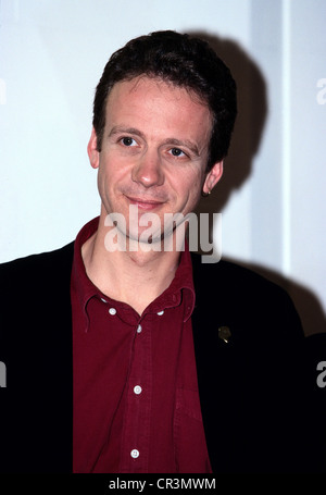 Wells, Simon, * 1961, English film director, portrait, 1998, - Stock Image
