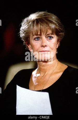 Redgrave, Vanessa, * 30.1.1937, English actress, portrait, circa 1993, British, - Stock Image
