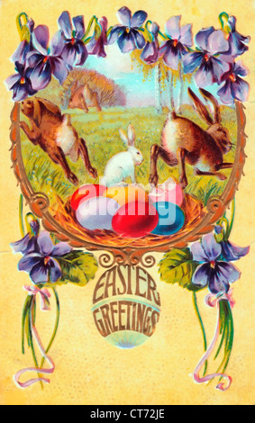 Easter Greetings Stock Photos & Easter Greetings Stock Images - Alamy