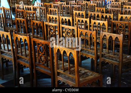 Church Chairs Photos Church Chairs Images Alamy – Wooden Church Chairs
