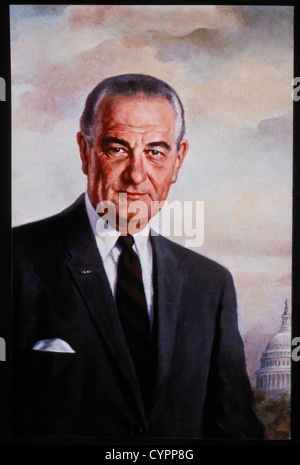 a biography of lyndon b johnson the 36th president of the united states As 36th president of the united states, lyndon baines johnson pushed through congress more major legislation than had been passed during any presidential term since franklin d roosevelt's.