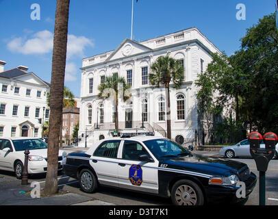 Charleston South Carolina Police Car Stock Photos Charleston